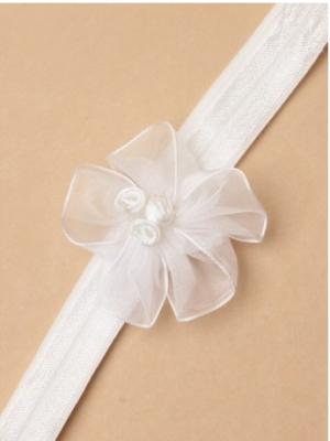 Bandeau de cérémonie pour bébé