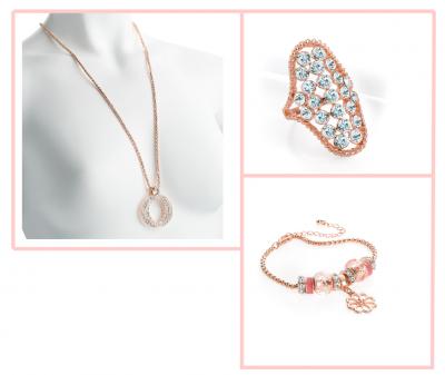 Bijoux fantaisie - coffret douceur