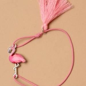 Blacelet flament rose rose pour enfant