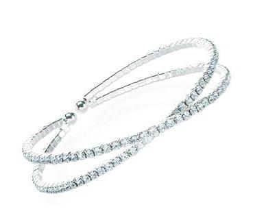 Bracelet diamant pour femme 1
