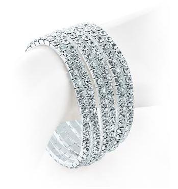 Bracelet en cristal