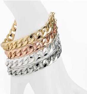 Bracelet pour femme or argent 1
