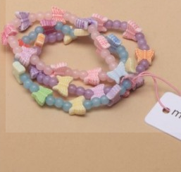 Bracelets papillon