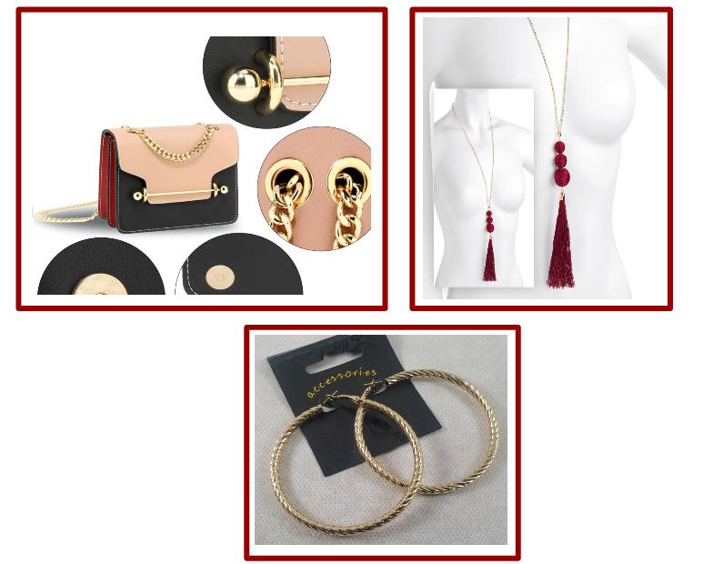 Coffret excellence accessoires de mode femme
