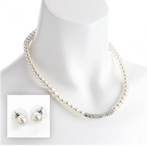 Collier de perle pour ceremonie
