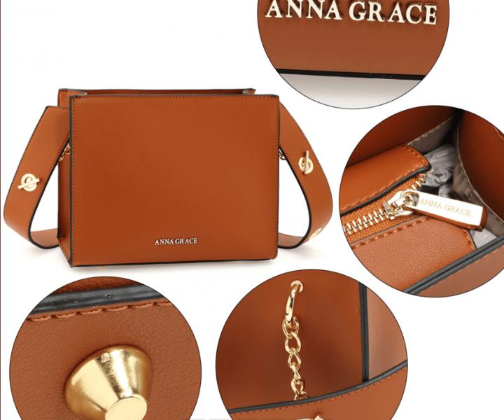 Details et caracteristique du sac a main marron femme image 2019