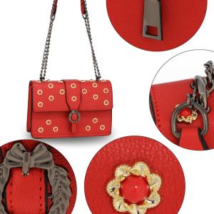 Details sac bandouliere rouge a rabat image 2019
