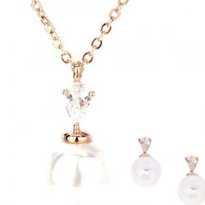 Parure de bijoux fantaisie femme ceremonie image 201