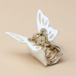 Pince papillon fille