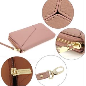 Porte monnaie rose femme anna grace