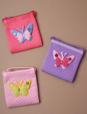 sac bandoulière papillon