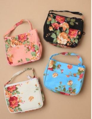 sac bandoulière aux couleurs automnales