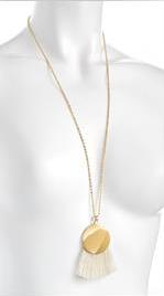 Sautori dore pour femme avec pompon blanc