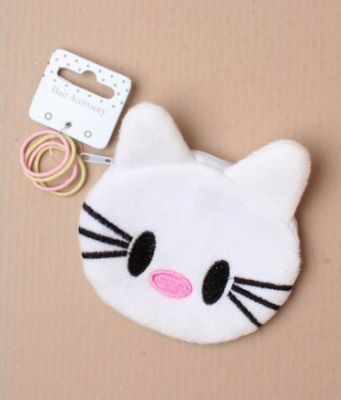 Porte monnaie Hello kitty enfant fille